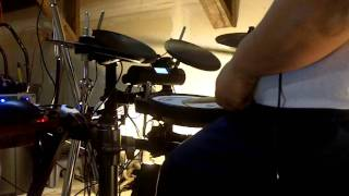 Troy Sneed - My Heart Says Yes (Drum Cover)