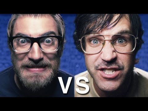 Epic Rap Battle Nerd vs. Geek