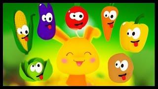 Apprendre les légumes en français - Titounis Découverte - Dessin animé et comptines