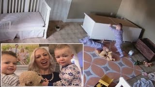 Mom Of Boy Who Saved Twin Brother From Falling Dresser Calls Him A Hero