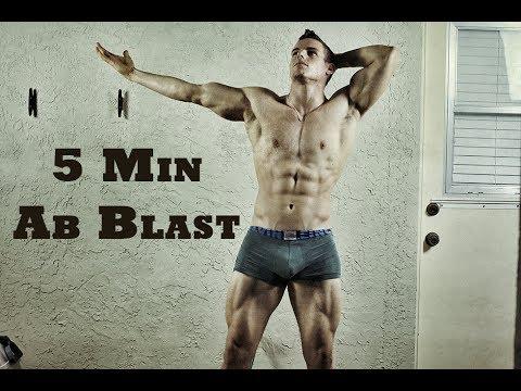 Xxx Mp4 BEST 5 Minute Home Ab Routine Workout 3gp Sex