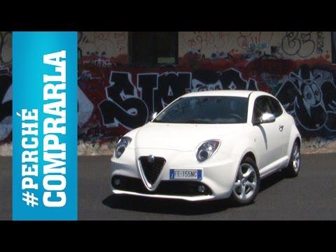 Alfa Romeo MiTo Perché comprarla… e perché no