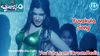 Brindavanam Movie Songs - Yuvakula Song - NTR Jr - Kajal Aggarwal - Samantha