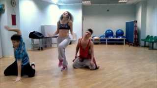 Beyonce -  Partition. Lee Rose-N-Blaze, Anastasia Kolisnichenko, Oleg Kryzh choreography