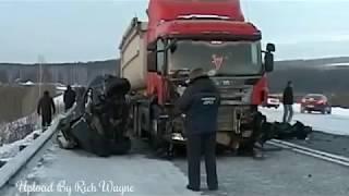 Kumpulan Kecelakaan Lalu Lintas Yang Menggerikan | CCTV