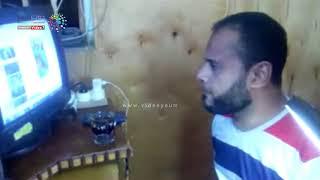 """""""رضا حمد"""" محفظ قرآن بلا ذراعين يُجيد """"تنس الطاولة"""""""