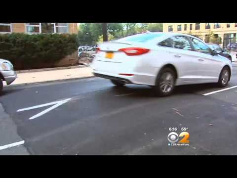 Troublesome Speed Bumps In New Jersey Lowered Following CBS 2 Report