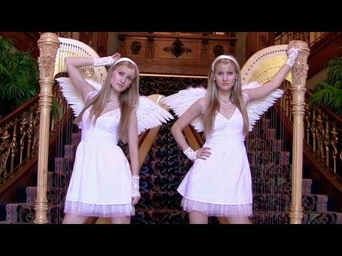Xxx Mp4 STAIRWAY TO HEAVEN Led Zeppelin Harp Twins Camille And Kennerly HARP ROCK 3gp Sex