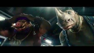 As Tartarugas Ninja: Fora das Sombras - Trailer HD Final
