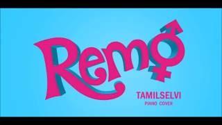 REMO Tamilselvi piano cover