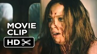 Stung Movie CLIP - Flaming (2015) - Horror Comedy HD