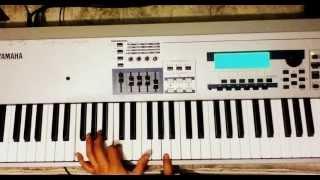Hosanna Piano Tutorial | Kirk Franklin