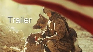 No Bond Like A Girl And Her Dog - Megan Leavey Trailer