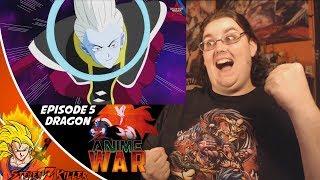 Anime War - Episode 5_ Dragon REACTION!!!