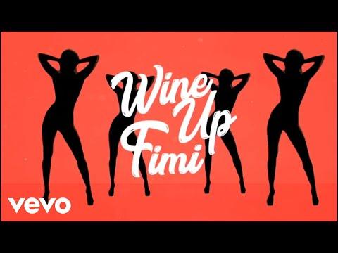Charly Black Chris Martin Whine Up Fimi Lyric Video