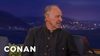 Werner Herzog's Film School Teaches Forgery & Lock Picking  - CONAN on TBS
