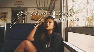 GOING SOLO TRAVEL VLOG | Europe to Singapore by LAND | TRAILER