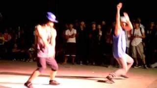 FINAL DOUGIE BATTLE (SAMUEL)@NICA & (MARCO)@N2i  Dance contest puLong buhangin  St.Maria BuLacan