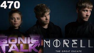 Sonic TALK - 470 Norell - Danish Pop Producers