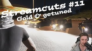 "Arma Autos - Gold & getuned! ""KW Tanoa"" - Streamcuts #11 (Arma3 RP) [Shlorox]"
