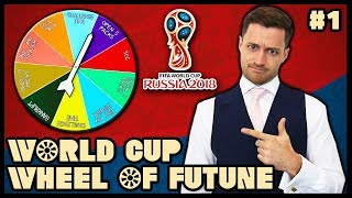 WORLD CUP WHEEL OF FUTUNE! #1