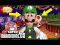 MARIO GOT LUIGI AND TOAD WORKING AT A CASINO!?  [NEW SUPER MARIO BROS. DS] [#04]