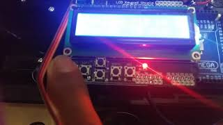 Automatic Cable Cutting Control by Arduino #part1