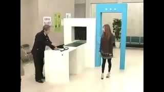 Funny Japanese Game Show Security Check