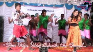 Tamil Record Dance 2016 / Latest tamilnadu village aadal padal dance / Indian Record Dance 2016  540