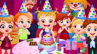 Baby Hazel Game Movie - Baby Hazel Birthday Party - Dora The Explorer