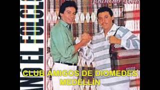 09 LOS RECUERDOS DE ELLA - DIOMEDES DÍAZ & JUANCHO ROIS (1988 GANÓ EL FOLCLOR)