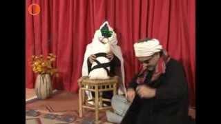 شفاف سازی حساسیت جنین امام کاظم به حمیرا ! (70)