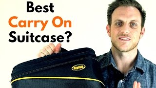 The Best Carry-On Suitcase ---- Skyroll Suitcase