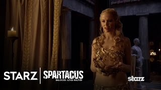 Spartacus |  Blood and Sand - The Women Part 2| STARZ