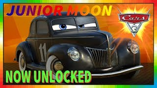 Cars 3 Driven to Win - gameplay - Junior Moon