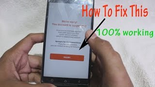 How to fix suspended account on HIT ME UP!!
