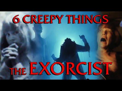 Xxx Mp4 6 Creepy Things Hidden In THE EXORCIST 3gp Sex