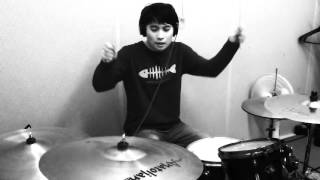 LTFP - Bring Me The Horizon -The House Of Wolves (Drum Cover)