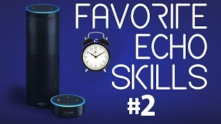 "Favorite Amazon Echo ""Alexa"" Skills & Features Part 2- The Blind Life"