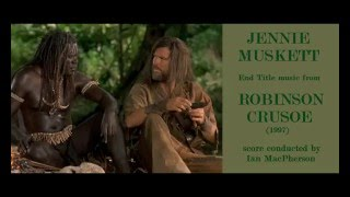 Jennie Muskett: music from Robinson Crusoe (1997)