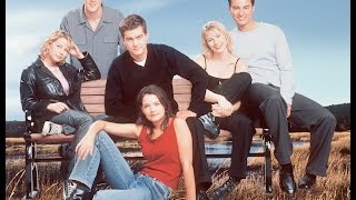Dawson's Creek Reunion - Joshua Jackson, Michelle Williams