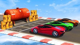 DODGE THIS OR BLOW UP! (GTA 5 Funny Moments)