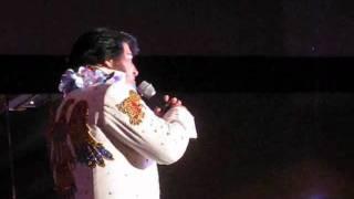 Michael Hoover  performing