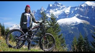 Hitting the World's Biggest MTB Jumps With Nico Vink and Brendan Fairclough