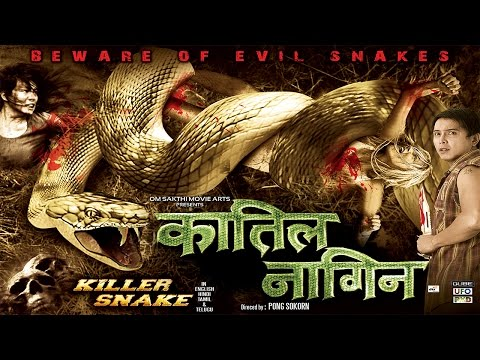 Xxx Mp4 Qatil Nagin The Killer Snake Full Hollywood Dubbed Hindi Thriller Film FULL HD Latest 2016 3gp Sex