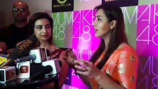 Shilpa Shinde Associates With WOMEN EMPOWERMENT Project