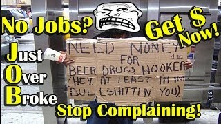 No Job Stop Complaining and Hustle - How to get Multiple Sources of Income