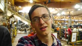 Trip to Cabela's Vlog#6