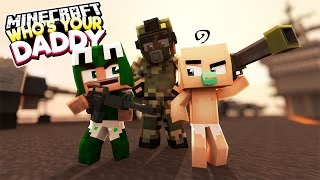 Minecraft Who's Your Daddy?  - WAR ON A SHIP!w/ ConkeyDoodleDo