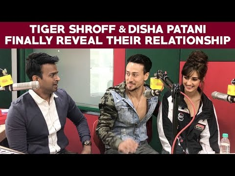 Xxx Mp4 Tiger Shroff And Disha Patani Finally Reveal Their Relationship 3gp Sex